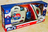 6714B Бытовая техника Mini oppliance 2 в 1 швейная мешина, утюг  на батарейках 42*20, фото 1