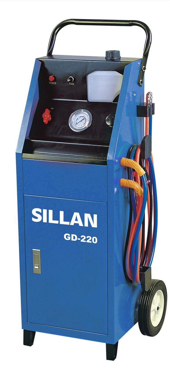 Электрическая установка для очистки топливной системы GD-220