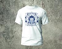 Нанесение логотипа на футболки, шелкография