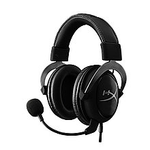 Гарнитура HyperX Cloud II - Pro Gaming Headset (Gun Metal) KHX-HSCP-GM