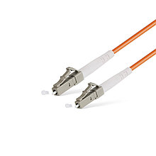 Патч Корд Оптоволоконный LC/UPC-LC/UPC MM OM1 62.5/125 Simplex 3.0мм 1 м
