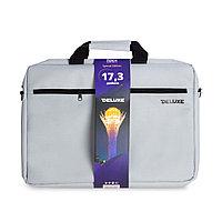 """Сумка для ноутбука Deluxe Astana 17.3"""" (DLNB-01G17.3)"""
