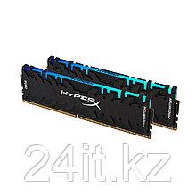 Комплект модулей памяти Kingston HyperX Predator RGB HX432C16PB3AK2/32