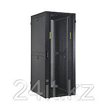 """Шкаф серверный Ship, VE.8042.56.100 19"""" 42U 800*1000*2000mm чёрный"""