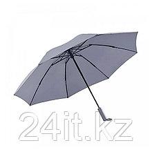 Зонт Xiaomi 90GO Automatic Umbrella (LED Lighting) Серый