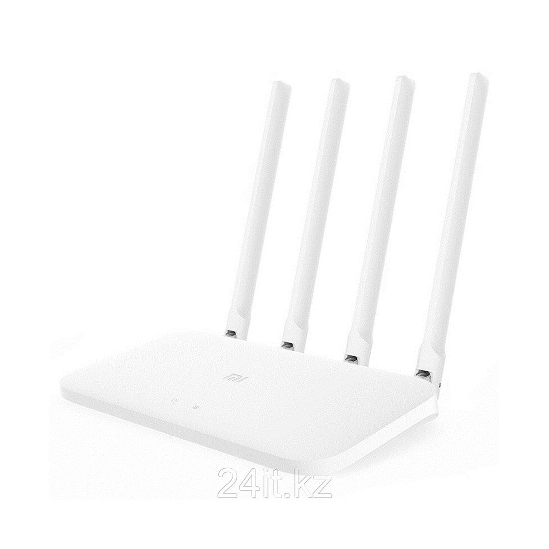 Маршрутизатор Wi-Fi точка доступа Xiaomi Mi Router 4A Белый