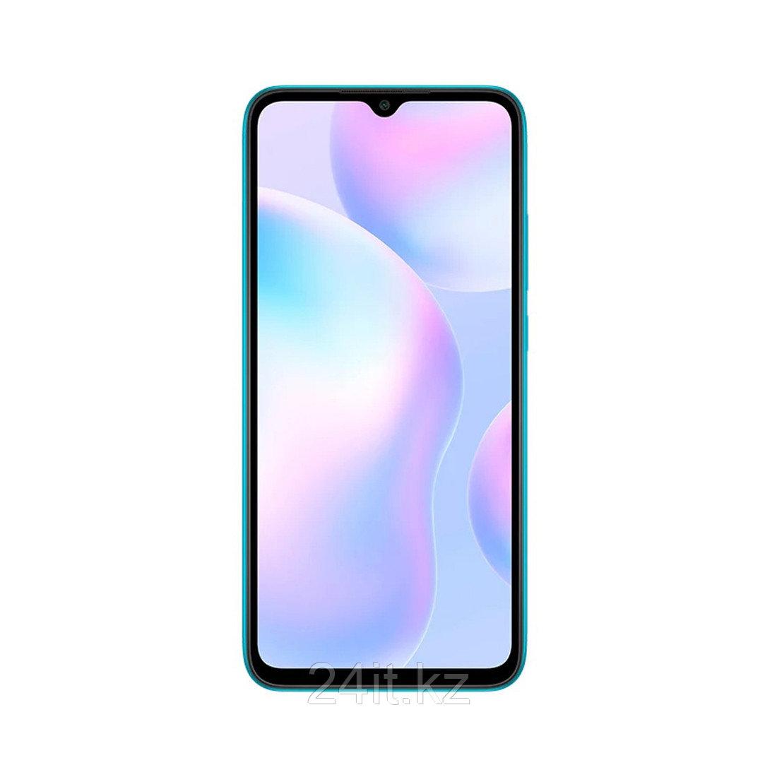 Мобильный телефон Xiaomi Redmi 9A 32GB Peacock Green - фото 1