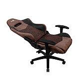 Игровое компьютерное кресло Aerocool DUKE Punch Red, фото 3