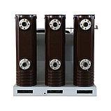 Вакуумный выключатель iPower BB-AE-12 1250А (12kV, 25KA, 220V DC, 5А) стационарный (12 000 В), фото 3