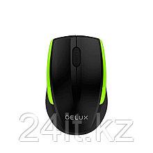 Компьютерная мышь Delux DLM-321OGB