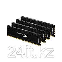 Комплект модулей памяти Kingston HyperX Predator HX432C16PB3K4/128 DDR4 128G (4x32G) 3200MHz