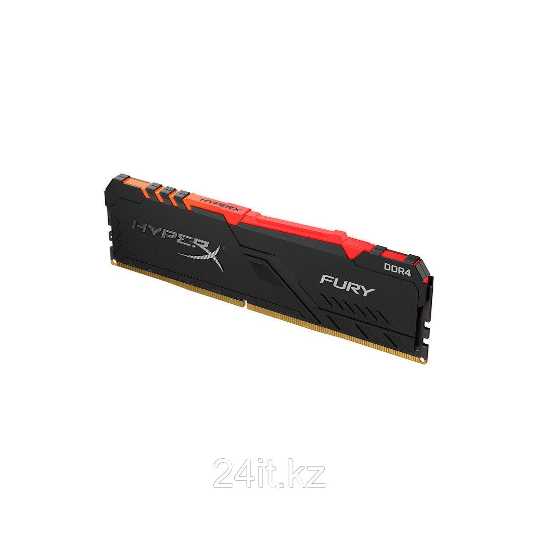 Модуль памяти Kingston HyperX Fury RGB HX426C16FB3A/16 DDR4 16G 2666MHz