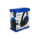 Гарнитура HyperX Cloud Gaming Headset - Blue for PS4 HX-HSCLS-BL/EM, фото 3