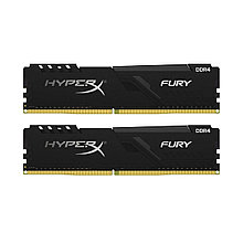 Комплект модулей памяти Kingston HyperX Fury HX430C16FB3K2/64 DDR4 64GB (2x32G) 3000MHz