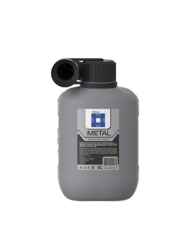 Канистра OKTAN Metal 5 л для ГСМ и технических жидкостей  ОПТОМ