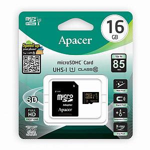 Карта памяти Apacer AP16GMCSH10U1-R 16GB