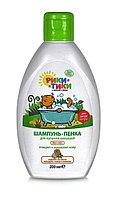 Рики Тики Шампунь-пенка для купания малышей