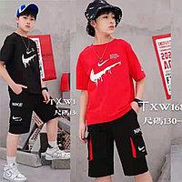 Детские летние комплекты NIKE на мальчиков.