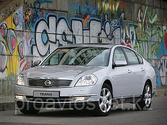 Переходные рамки на Nissan Teana (2004-2005) Hella 3R HID