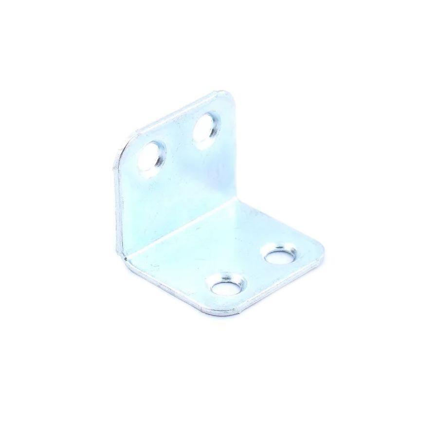 (46510) Уголок мебельный, 2,0 мм, 25х25х30 мм, цинк// СИБРТЕХ//Россия