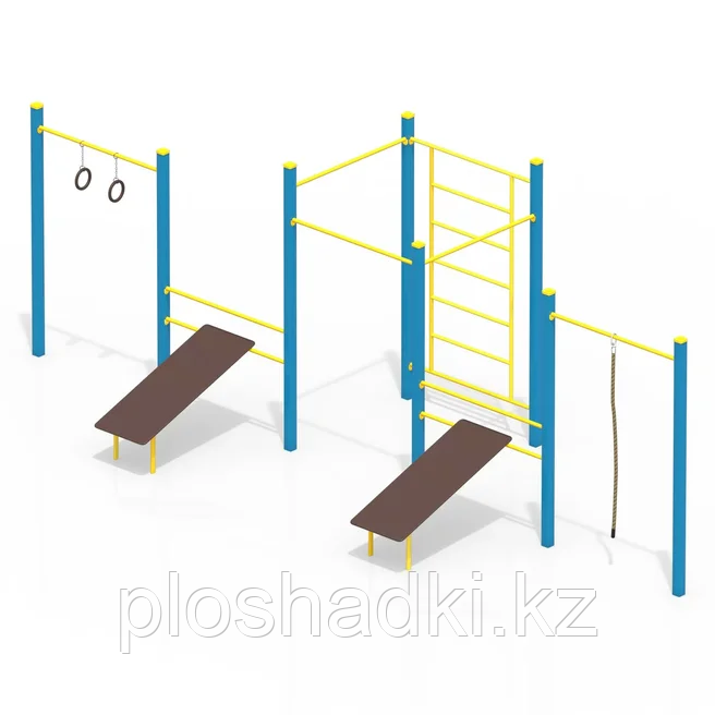 Спортивный комплекс для воркаут Тип 5
