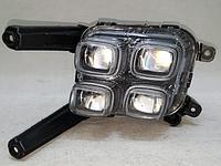 Фара противотуманная (LED) левая KIA Sportage 2016-2020