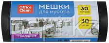 Мешки для мусора ПРОЧНЫЕ OfficeClean 30 л, 30 шт. в рулоне