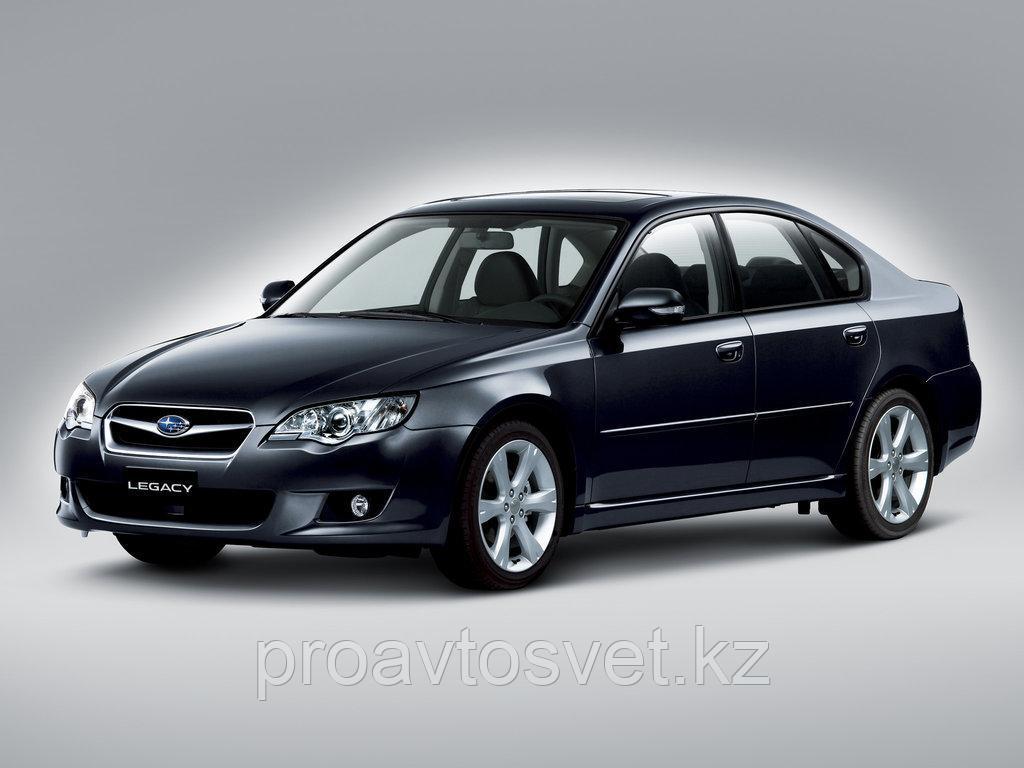 Переходные рамки на Subaru Legacy (2006-2009) Hella3/3R