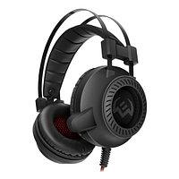 SVEN AP-U840MV Игровые наушники с микрофоном черный (USB, LED) -