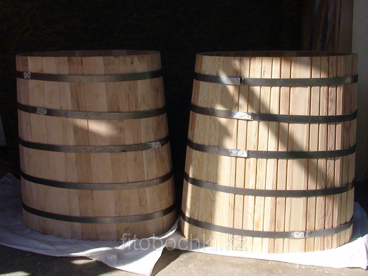Кубе для механического и ручного взбивания кумыса, шубата, молока на 112 литров.
