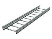 Лоток лестничный 150х200, лонжерон 1,5 мм, L 3 м