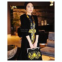 Женская жилетка от бренда «DANA NABI COUTURE»