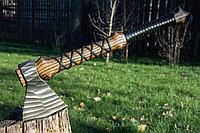 Кованый топор ручной работы Ancientsmithy axe-27