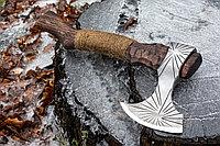Кованый топор ручной работы Ancientsmithy axe-33
