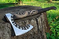 Кованый топор ручной работы Ancientsmithy axe-as-11
