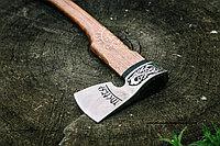 Кованый топор ручной работы Ancientsmithy axe-val-11