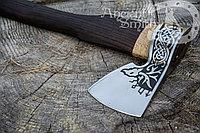 Кованый топор ручной работы axe-val-14