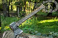 Кованый топор ручной работы axe-4