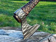 Кованый топор ручной работы axe-22
