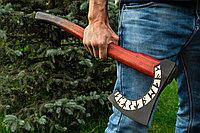 Кованый топор ручной работы axe-as-12