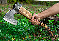 Кованый топор ручной работы axe-vas-5
