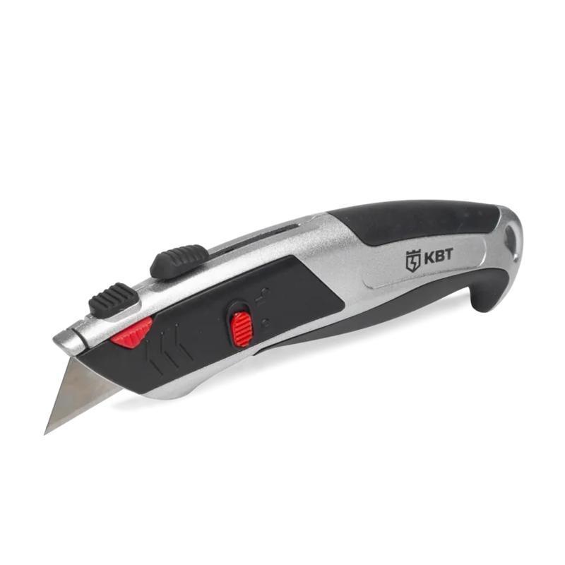 Нож строительный монтажный