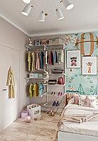 Системы хранения (полки) для детской комнаты (35-65 тыс тг пог/м)