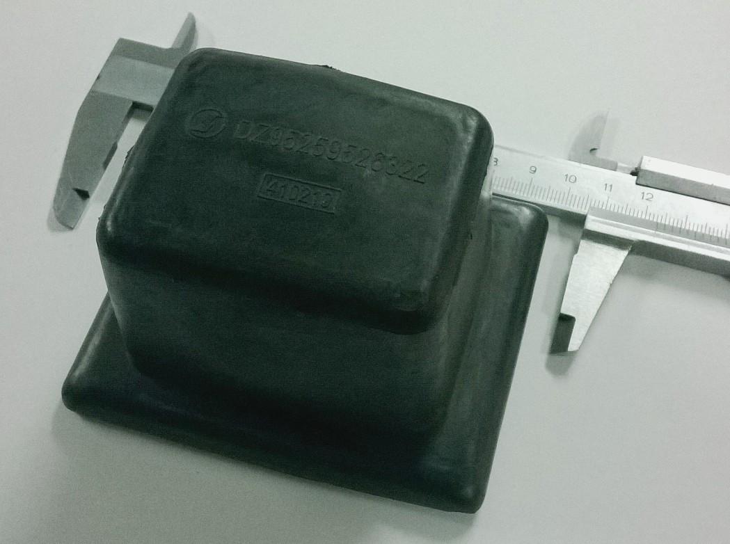 Подушка заднего рессора (сайленблок) DZ95259526322
