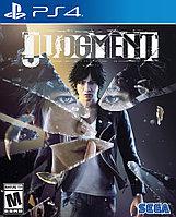 Judgment PS4, фото 1