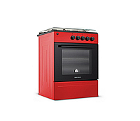 Газ плита Shivaki Apetito10E-красный