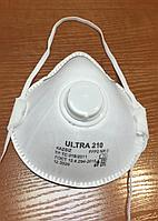 Защитная маска фильтрующая класс защиты FFP2 аналог 3M 8122