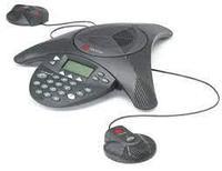Конференц-телефон Polycom Sound Station 2 EX+display