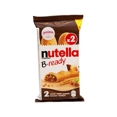 Печенье Nutella B-ready 44гр (24шт - упак)