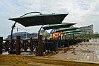 Зонт садовый Sanremo Lux (3.5х3.5) с подставкой, фото 3